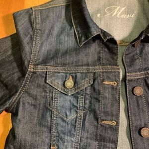 Hot little Mavi denim jacket